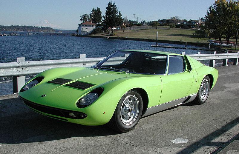 Apex Marketing Strategy S Sound Classics 1967 Lamborghini