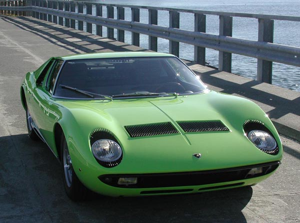 Driving A Lamborghini Miura Has To Be Considered One Of The All Time Best  Automotive Experiences